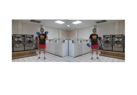 Laundromat: Workout